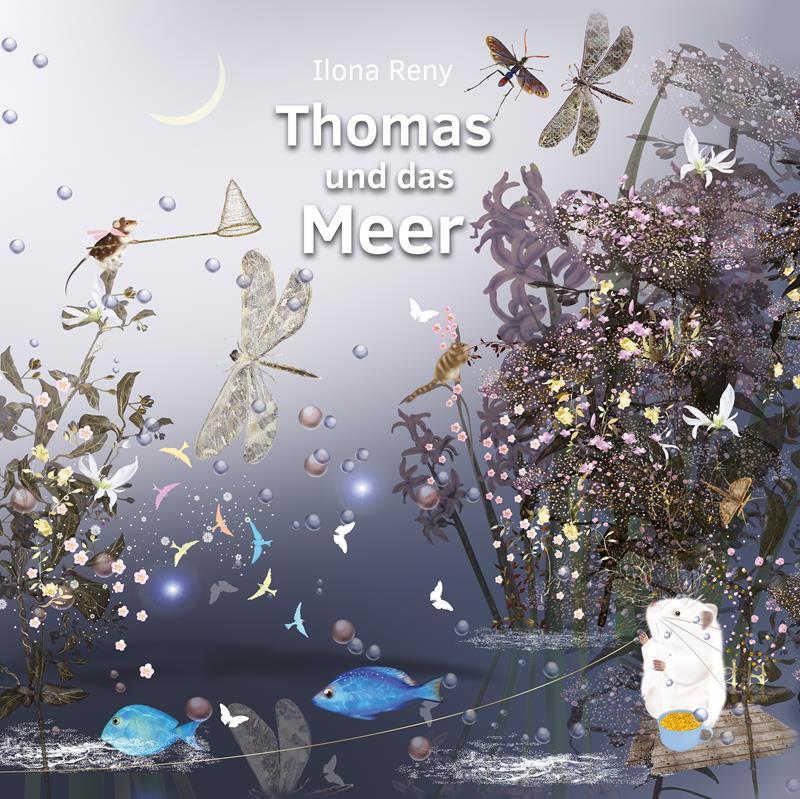 Buch Thomas und das Meer von Ilona Reny
