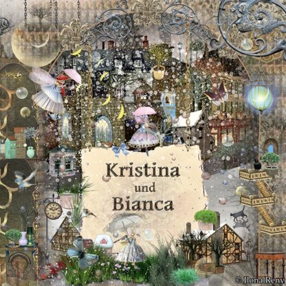 Buch Kristina und Bianca von Ilona Reny