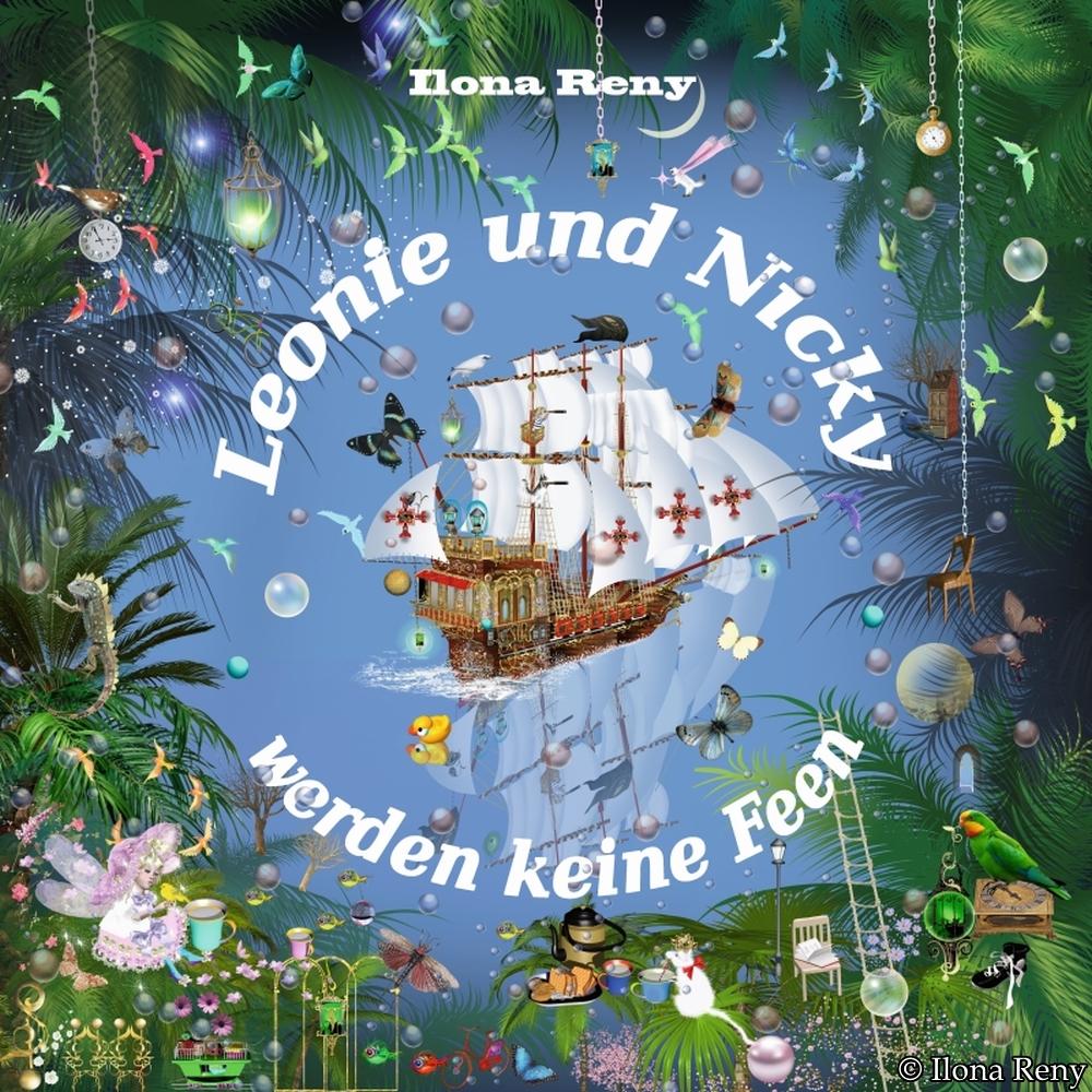 Buch Leonie und Nicky werden keine Feen von Ilona Reny
