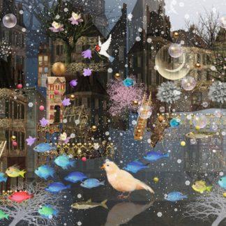 "Postkarte ""Stadt"" Art.Nr.: P26"