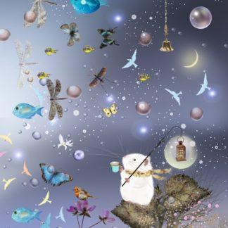 "Postkarte aus ""Thomas und das Meer"" - Ilona Reny"