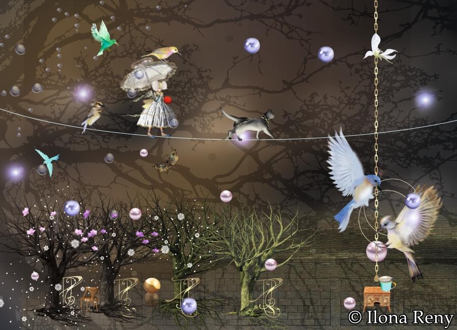 "Postkarte ""Balance"" Art.Nr.: P28"